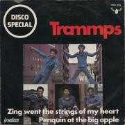 Details Trammps - Zing Went The Strings Of My Heart