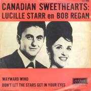 Details Canadian Sweethearts: Lucille Starr en Bob Regan - Don't Let The Stars Get In Your Eyes