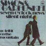 Coverafbeelding Simon & Garfunkel - Seven O'Clock News/Silent Night