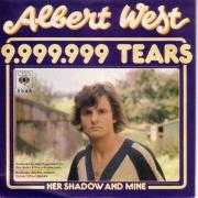 Coverafbeelding Albert West - 9.999.999 Tears