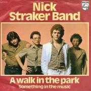Coverafbeelding Nick Straker Band - A Walk In The Park