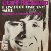 Coverafbeelding Cliff Richard - I Ain't Got Time Any More