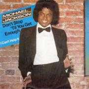 Coverafbeelding Michael Jackson - Don't Stop 'til You Get Enough