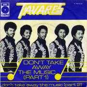 Coverafbeelding Tavares - Don't Take Away The Music