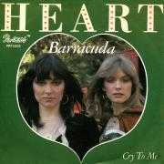 Coverafbeelding Heart ((USA)) - Barracuda