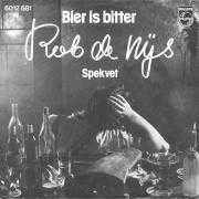 Coverafbeelding Rob De Nijs - Bier Is Bitter