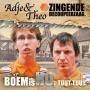 Coverafbeelding Adje & Theo - Zingende Decoupeerzaag - Boem Is Ho, Tuut Tuut
