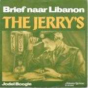 Coverafbeelding The Jerry's - Brief Naar Libanon