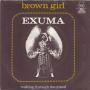 Coverafbeelding Exuma - Brown Girl