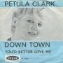 Details Petula Clark - Down Town