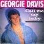 Coverafbeelding Georgie Davis - Call Me My Baby