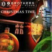 Coverafbeelding 2 Brothers On The 4th Floor feat. Des'ray and D-Rock - Christmas Time