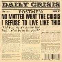 Coverafbeelding PostMen - Crisis