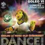 Coverafbeelding Goleo VI presents Lumidee vs. Fatman Scoop - Dance!