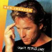 Coverafbeelding Don Johnson - Other People's Lives