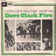 Coverafbeelding Dave Clark Five - Catch Us If You Can