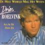 Details Dries Roelvink - De Hele Wereld Mag Het Weten
