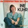 Coverafbeelding Ine Kuhr - De Kleuren Van De Zon