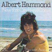 Coverafbeelding Albert Hammond - New York City Here I Come