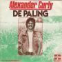 Coverafbeelding Alexander Curly - De Paling