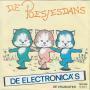 Coverafbeelding De Electronica's - De Poesjesdans