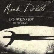 Details Mink DeVille - Each Word's A Beat Of My Heart