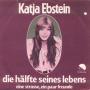 Coverafbeelding Katja Ebstein - Die Hälfte Seines Lebens