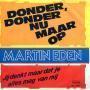 Details Martin Eden - Donder, Donder Nu Maar Op