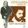 Coverafbeelding Peter Marsh & Vangelis - Don't Be Foolish