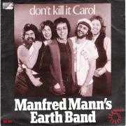 Details Manfred Mann's Earth Band - Don't Kill It Carol