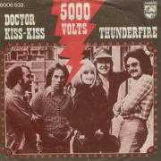 Coverafbeelding 5000 Volts - Doctor Kiss-Kiss