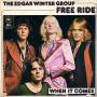 Coverafbeelding Edgar Winter ((1972)) / The Edgar Winter Group ((1973)) - Free Ride