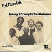 Coverafbeelding Hot Chocolate - Going Through The Motions