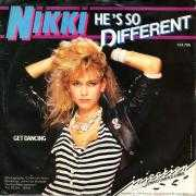 Details Nikki ((1985)) - He's So Different