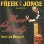 Coverafbeelding Freek De Jonge en Stips - Heer Heb Meelij (Met De Belgen)