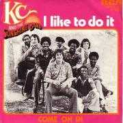 Coverafbeelding KC and The Sunshine Band - I Like To Do It