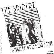 Coverafbeelding The Spiderz - I Wanna Be Used For Love