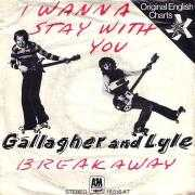 Coverafbeelding Gallagher and Lyle - I Wanna Stay With You