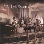 Coverafbeelding Toto - I Will Remember