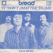 Coverafbeelding Bread - It Don't Matter To Me