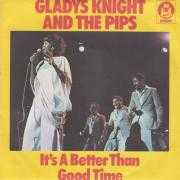 Coverafbeelding Gladys Knight and The Pips - It's A Better Than Good Time