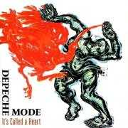 Coverafbeelding Depeche Mode - It's Called A Heart