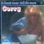 Coverafbeelding Corry - Je Bent Voor Mij De Man