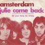 Coverafbeelding Amsterdam - Julie Come Back