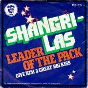 Details Shangri-Las - Leader Of The Pack