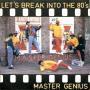 Coverafbeelding Master Genius - Let's Break Into The 80's