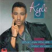 Coverafbeelding Kyle - Let's Get Away From Here