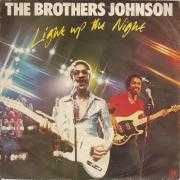 Coverafbeelding The Brothers Johnson - Light Up The Night