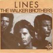 Coverafbeelding The Walker Brothers - Lines