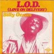 Coverafbeelding Billy Ocean - L.O.D. (Love On Delivery)